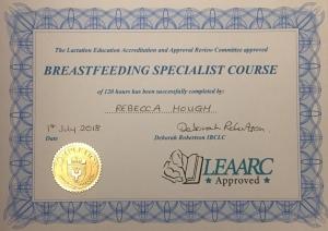 Breastfeeding Specialist